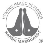 Marida Merziger ist seit 1994 Reflexzonentherapeutin am fuß nach Hanne Marquardt, mit Lymphsystem am Fuß