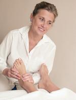 Marida Merziger aus Usingen begleitet über die rein medizinische Behandlung Patienten ein Stück des Lebensweges in Achtsamkeit